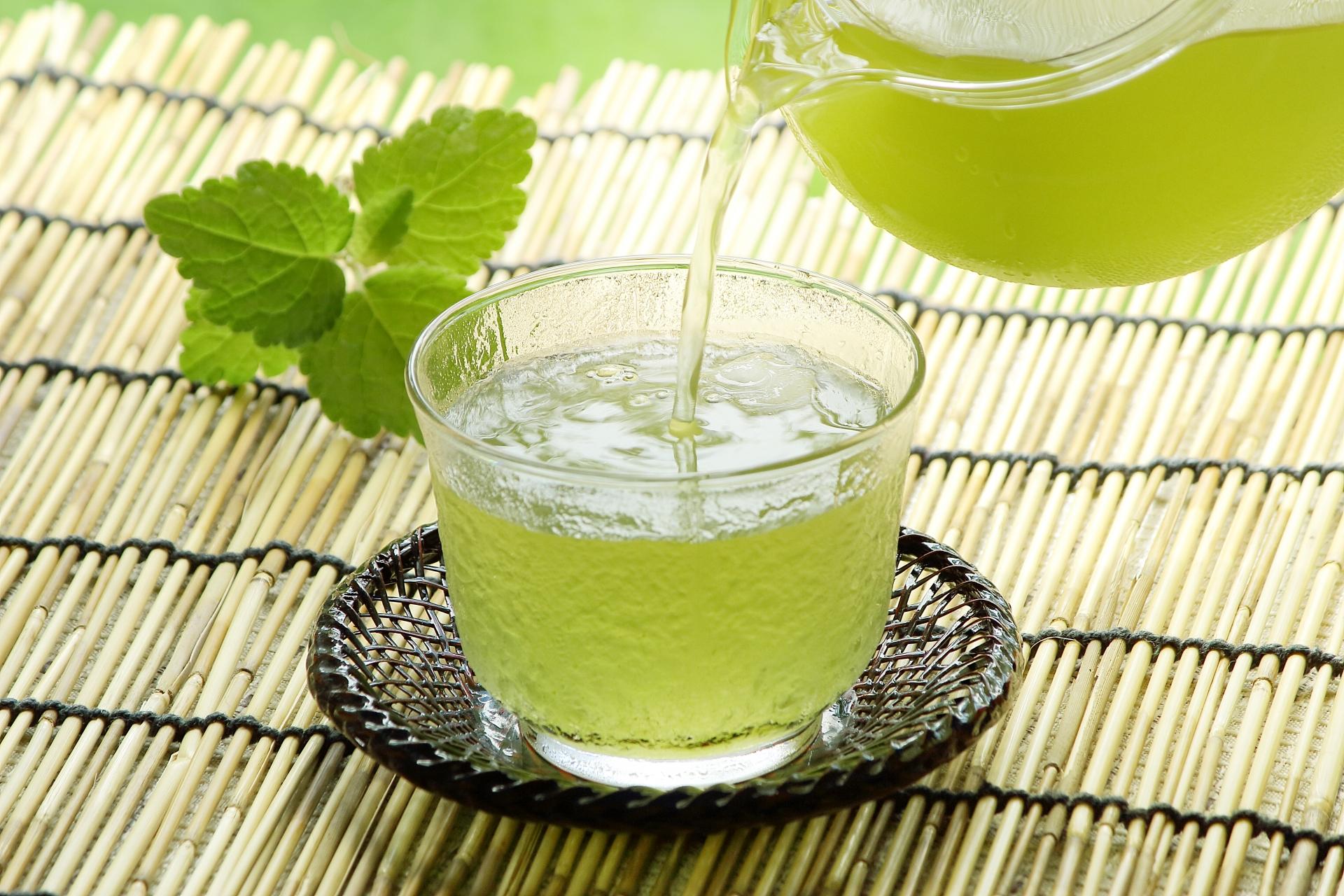 緑茶 水出し カフェイン