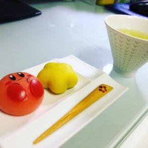 カービィ 和菓子
