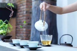 お茶 国内生産量