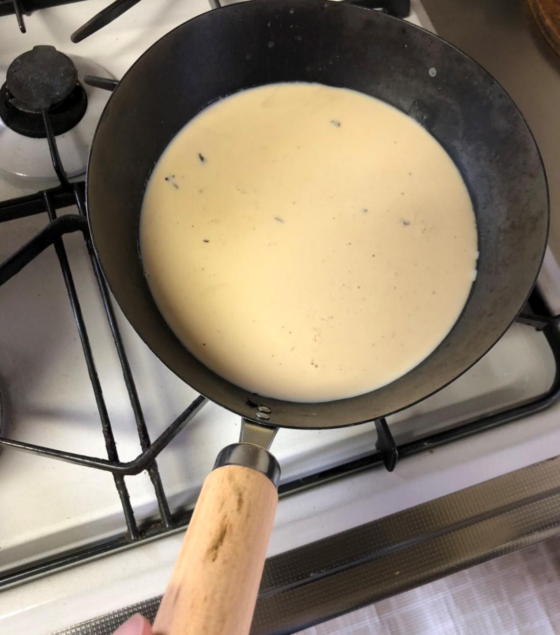 ミルクティー 作り方