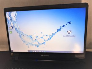 Gateway ノートパソコン